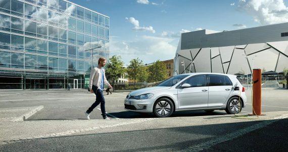Volkswagen e-Golf électrique